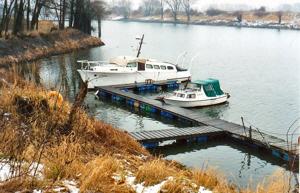 Hafen Bleckede